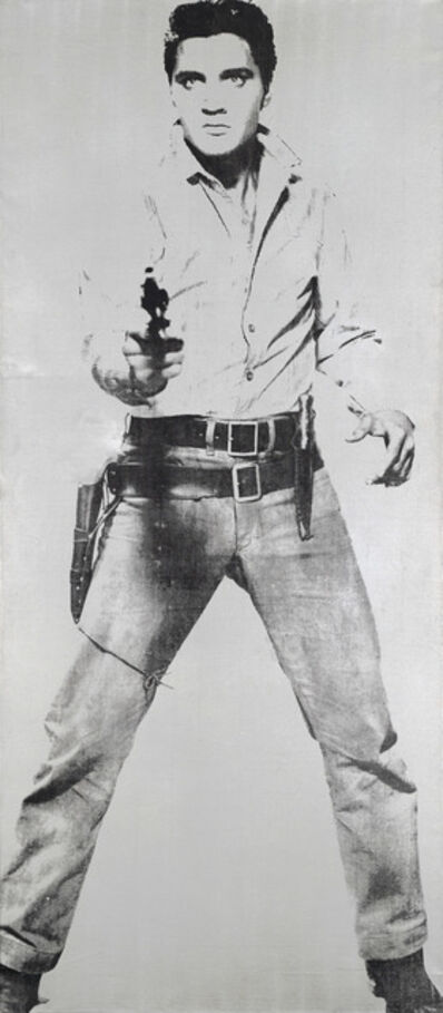 Andy Warhol, 'Elvis', 1963