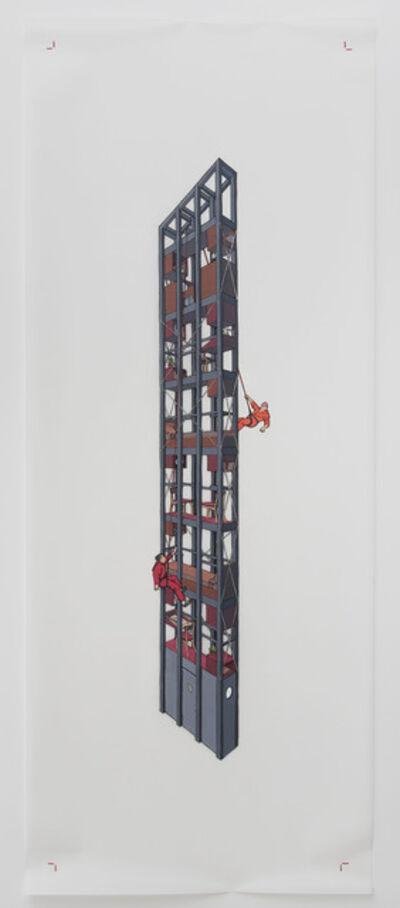Alex Schweder, 'Counterweight Roommate', 2017