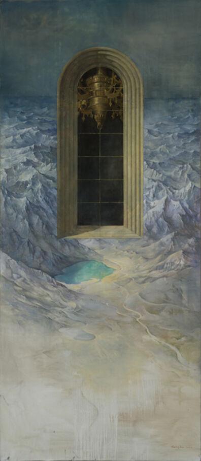 Ben 犇 Zhang 张, 'Void Space-5', 2017