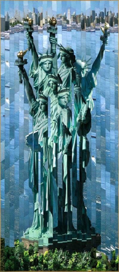 Serge Mendjisky, 'Statue de la Liberté ', 2007