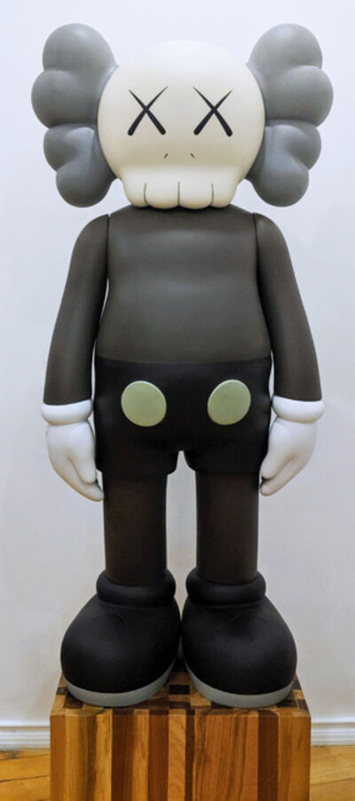 KAWS, 'Four Feet Companion (Brown)', 2007