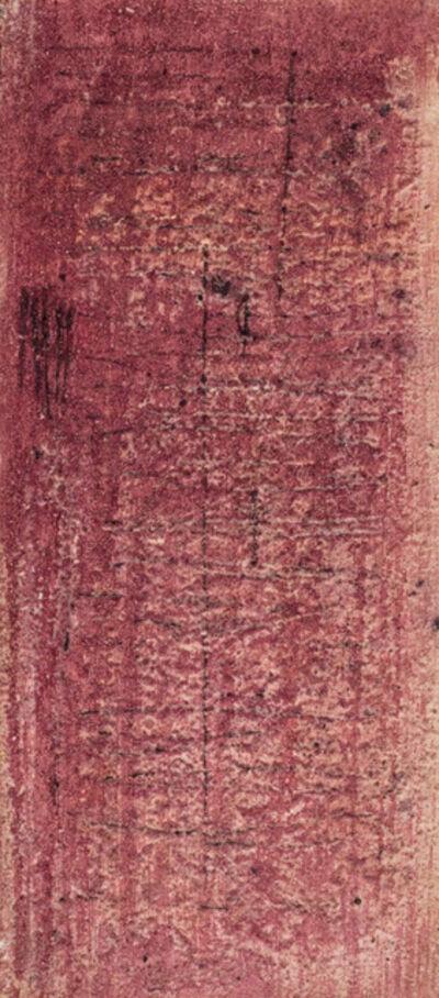 Bice Lazzari, 'Materia e colore n°3', 1960