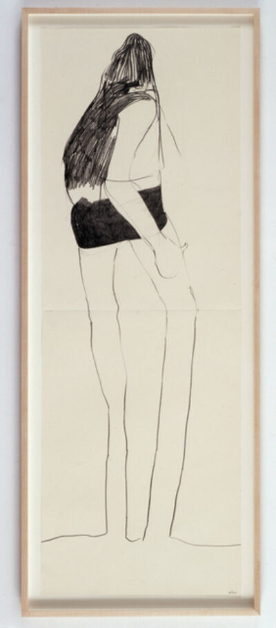 Nicola Tyson, 'Pedestrian', 2001