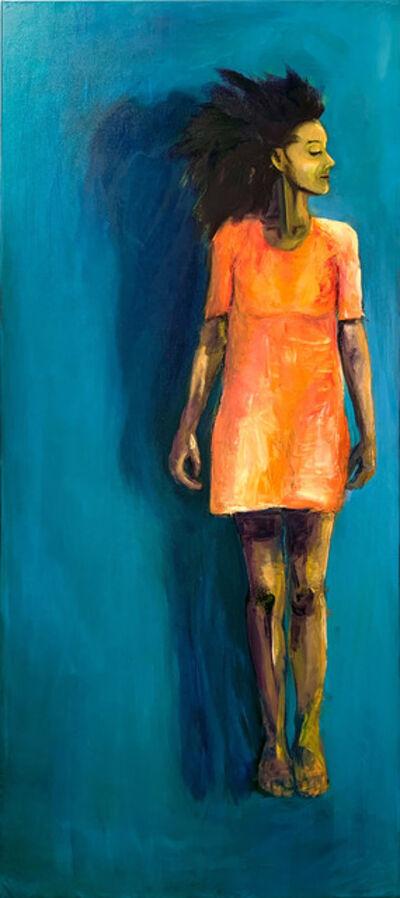Sussi Hodel, 'In der Tiefe ein Schatten meiner selbst', 2020