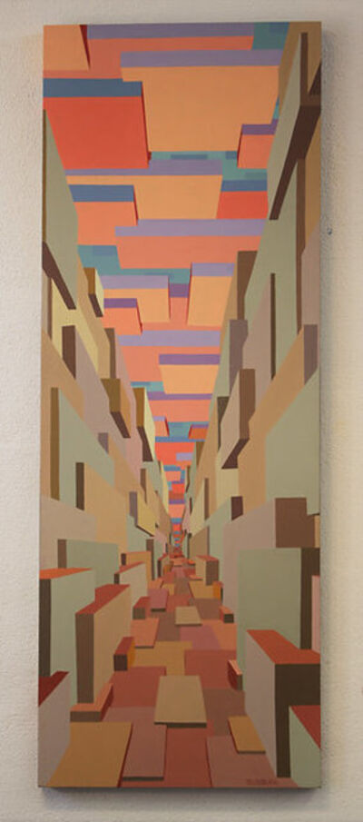 David Rudolph, 'Butterfly Canyon', 2014