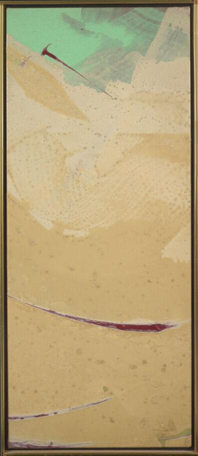 Walter Darby Bannard, 'Silks', 1979