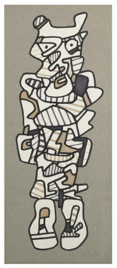 Jean Dubuffet, 'Character'