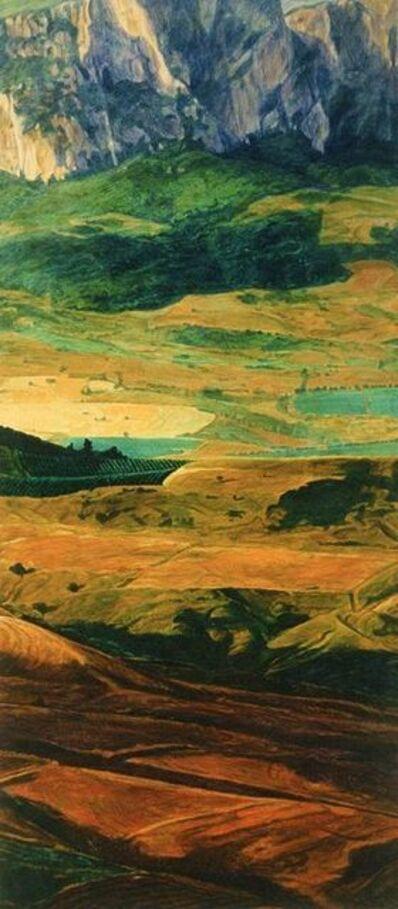 Peter Krausz, 'Le chant de la terre #20', 2004