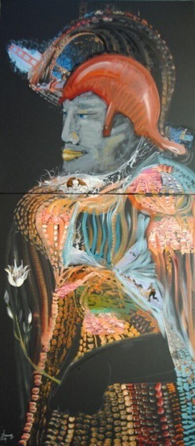 Li Shuang 李爽, 'Hazy Self-conquest (朦胧的自我征服)', 2014