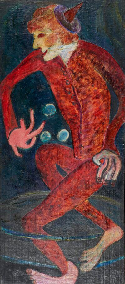 Jon Serl, 'Hoop Dancer', 1969