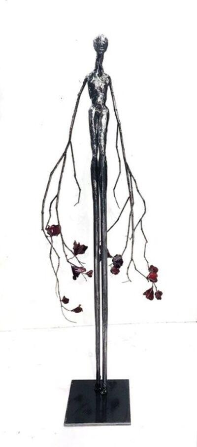 Marie-Josée Roy, 'La vie en rose 19', 2018