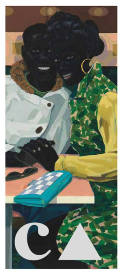 Kerry James Marshall, 'MOCA LA banner', 2017