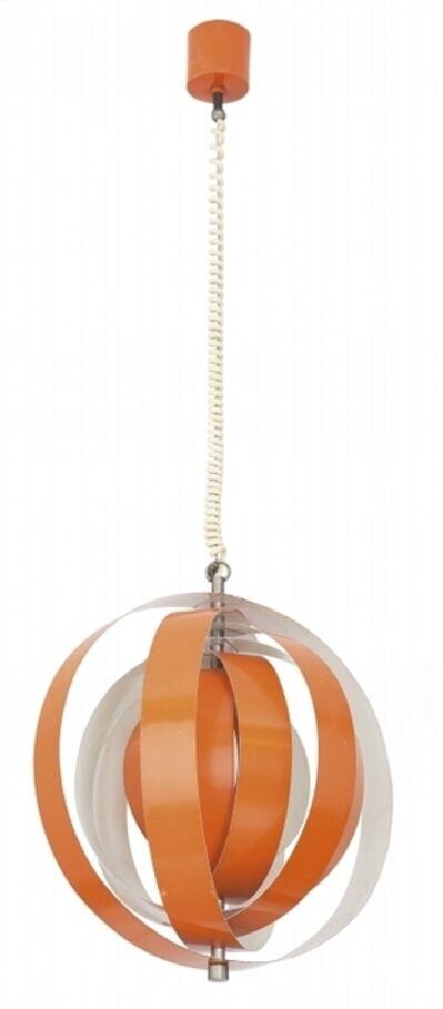 Verner Panton, 'A suspension lamp 'Moon Lamp' for LUOIS POULSEN', 1960