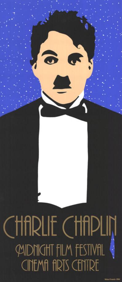 Robert Francis, 'Charlie Chaplin', 1984