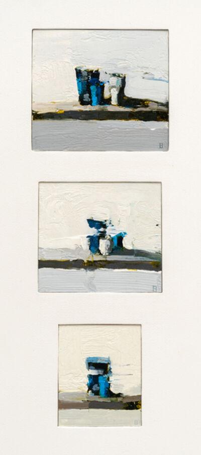 Stanley Bielen, 'Shelf Life (triptych)', 2021