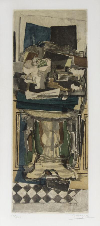 Jacques Villon, 'Nature Morte after Georges Braque', 1923