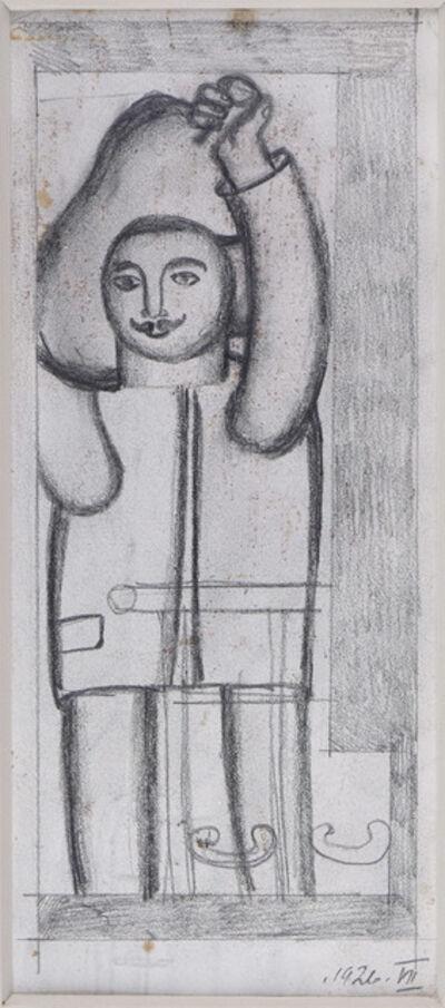 Henryk Streng/ Marek Włodarski, 'Flour Carrier', 1926