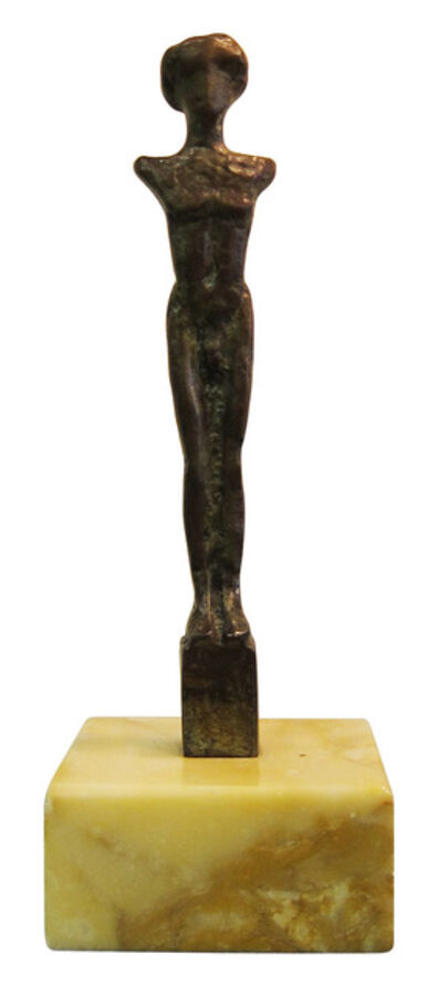 Diego Giacometti, 'Male Caryatid', ca. 1970