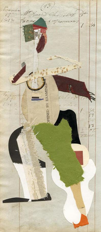 Ben Schonzeit, 'Mr. David Cheselip, Mix Media Collage Series', 2015