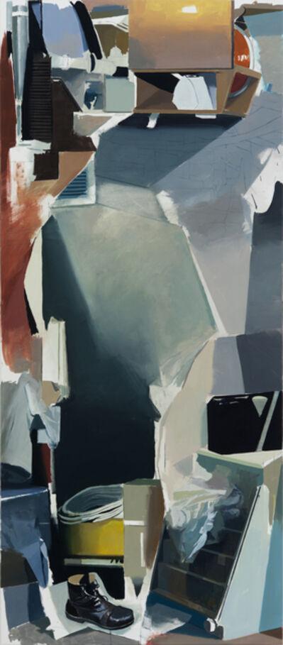 Alfons Pressnitz, 'Corridor', 2017