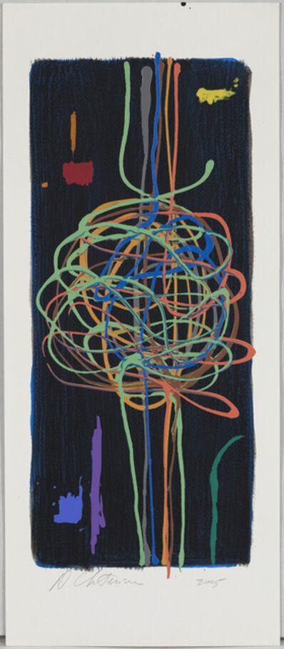 Dan Christensen, 'Untitled (Skinny)', 2005