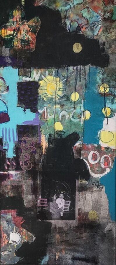 Aya El Fallah, 'Munch', 2016