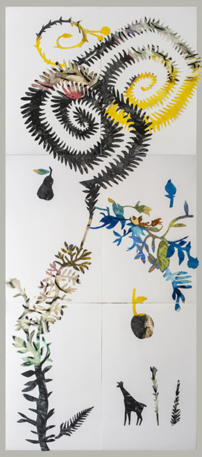Mary Vernon, 'Grassland', 2018