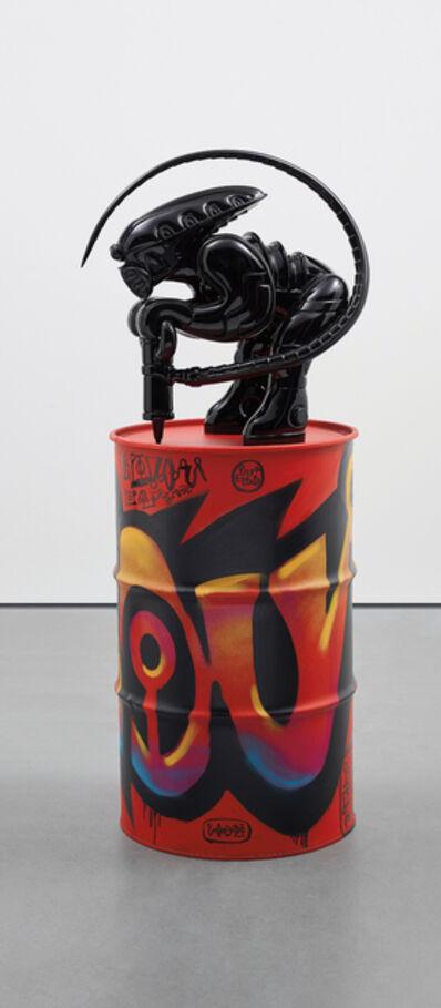 Roman Minin, 'Human-Alien', 2016