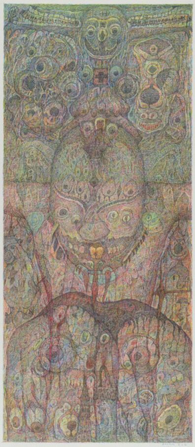 M'onma, 'Untitled', 2000