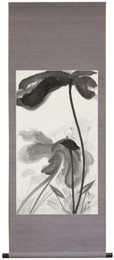 Minol Araki, 'Lotus (MA-047)', 1993