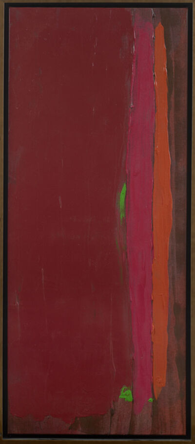 William Perehudoff, 'AC-81-68', 1981