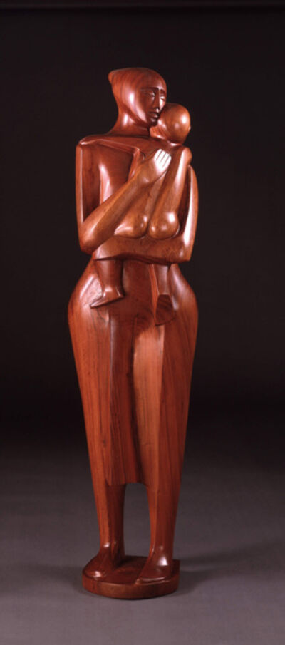 Elizabeth Catlett, 'Mother and Child', 1993