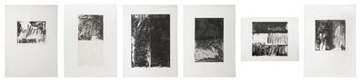 Brice Marden, 'Untitled Press Series', 1972