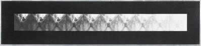 Aldo Tagliaferro, 'Progetto per Memoria Identificazione - in una variabilità temporale', 1972