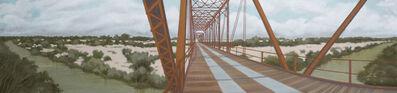 Randy Bacon, 'Waldrip Bridge, Colorado River', 2015