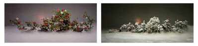 Wang Qingsong, 'Ethereal Beauty and Auspicious Snow', 2003