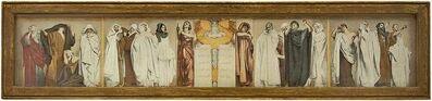 "John Singer Sargent, 'Study for ""Frieze of Prophets"" Vintage Print', 19th Century"