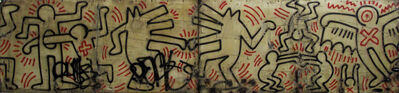 Keith Haring, 'Untitled (FDR NY) #25 & #26', 1984