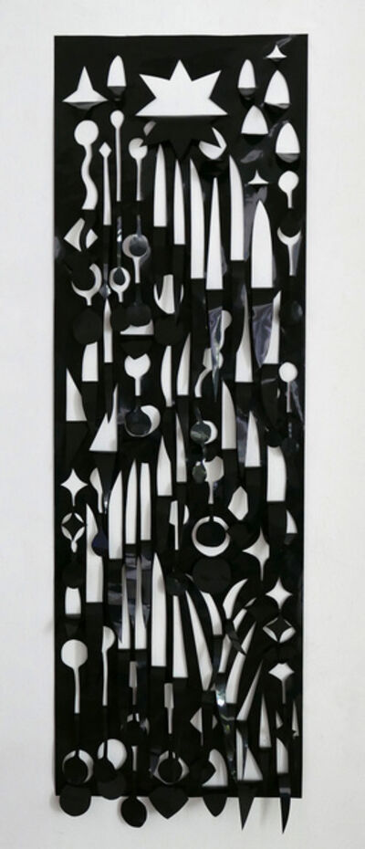 Gabriel Acevedo Velarde, 'Estandarte Conmemorativo 4 (Commemorative banner 4)', 2016