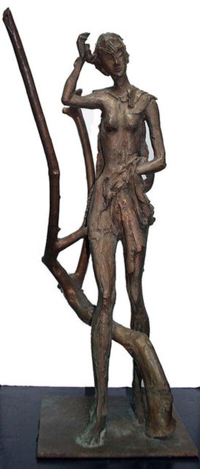Nicola Simbari, 'UNTITLED (NUDE BRONZE)', 1994