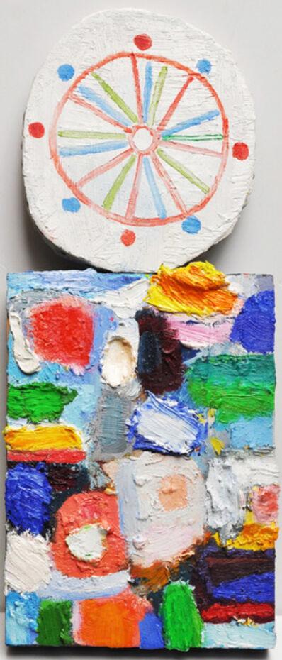 Nicola De Maria, 'Testa della Primavera (Head of Spring)', 2001-2005