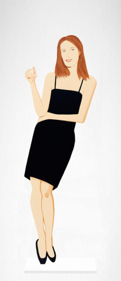 Alex Katz, 'Black Dress (portfolio of nine)', 2018