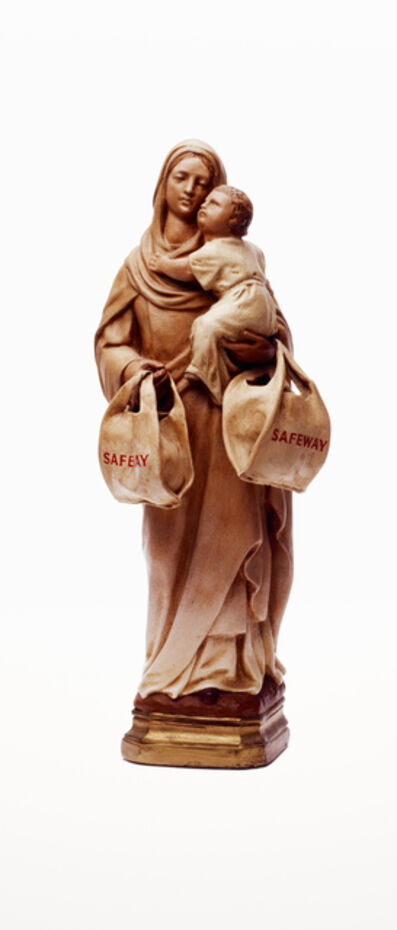 Nancy Fouts, 'Madonna with Safeways Bag', 2011