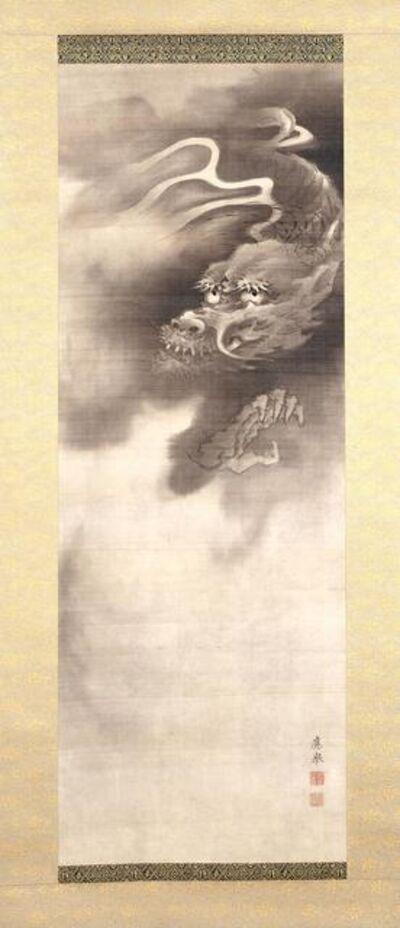 Maruyama Ōkyo, 'Jurōjin and Deer', 1786