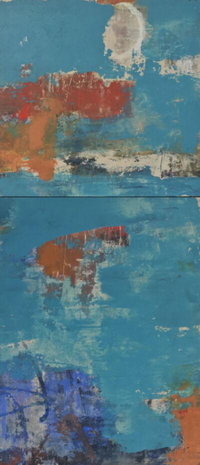 Allison B. Cooke, 'Tesoro Turchese (Turquoise Treasure)', 2019