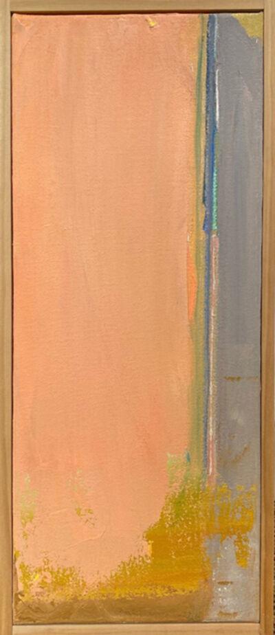 Elizabeth DaCosta Ahern, 'Peach Purview', 2020