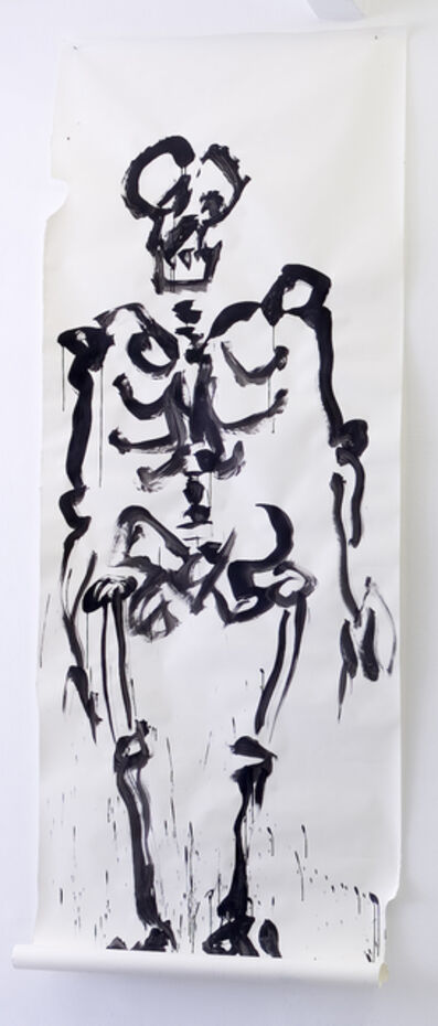 Joan Jonas, 'Untitled. (From Circular Revisions Videoperformance, Berlin)', 2001