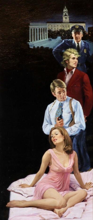 Robert Berran, 'Probable Paperback Cover', 20th Century