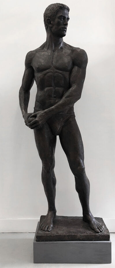 Mark Beard, '[Bruce Sargeant (1898-1938)] Statue of an Athlete', n.d.
