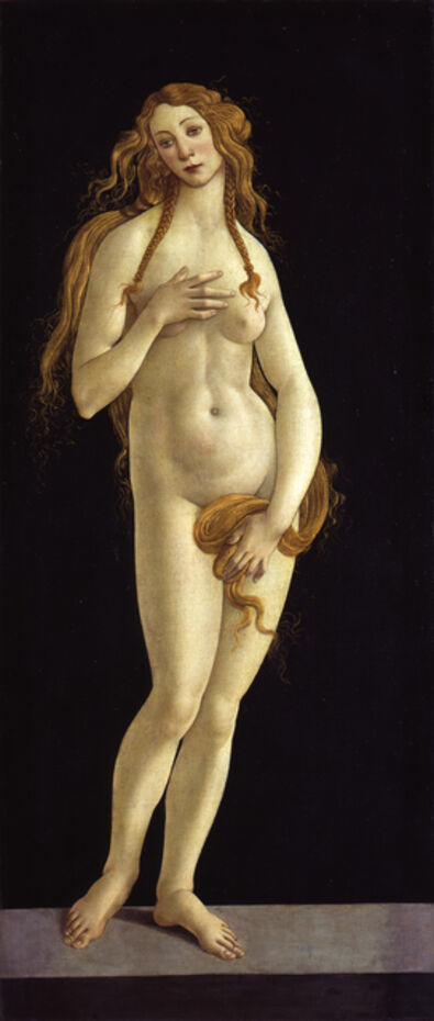 Sandro Botticelli, 'Venus', 1490
